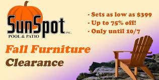 Inground Pool Kits Clearance Sunspot Pool U0026 Patio Patio Furniture Custom Pools U0026 Pool