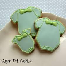 sugar dot cookies baby cookies