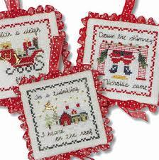 jbw designs twas the ornaments iii cross stitch pattern