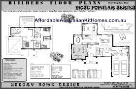 100 australian house plans floorplan design single storey