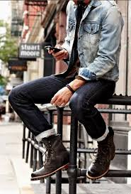 s boots style denim and boots s fashion style s