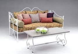Iron Daybed With Trundle Rod Iron Daybeds U2013 Heartland Aviation Com