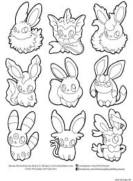 les 25 meilleures idées de la catégorie dessin pokemon à imprimer
