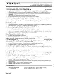 resume sample for administrative assistant position cover letter resume sample of administrative assistant sample client executive job description administrative resume objective resume objective executive assistant