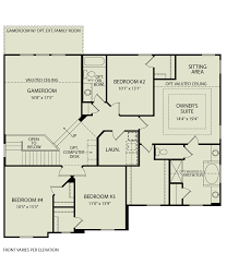 davidson 103 drees homes interactive floor plans custom homes