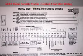 at u0026t home security system replace or add a siren