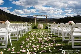 Garden Wedding Ceremony Ideas Outdoor Wedding Ceremony Decorations Decoration