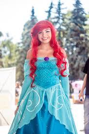 Ariel Mermaid Halloween Costume Adults Ariel Disney Cosplay Costume Disney Princesses