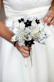 wedding bouquets cheap make your own bouquet origami oragami and origami bouquet