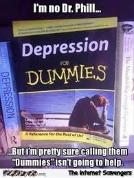 Meme Depression - depression for dummies funny meme pmslweb