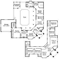 floor plan first story casas pinterest house architecture