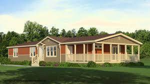 palm harbor manufactured homes floor plans the la sierra ii vrt476e1 artist u0027s rendering sun ranch exterior