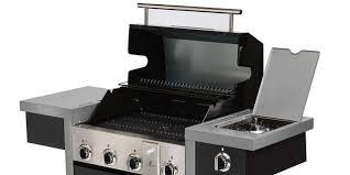 Backyard Grill 5 Burner Gas Grill Reviews Kenmore Elite 550 Series 3 Burner Gas Grill Pg 40308ool
