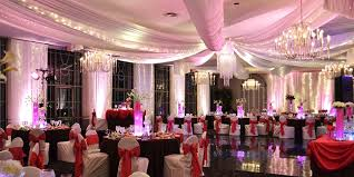 Celing Drapes Wedding Decorations Wedding Planning Chair Covers And Sashes