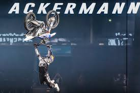 freestyle motocross tricks o u0027neal europe luc ackermann takes his first ever victory at