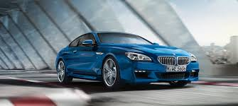 bmw 6 series coupé at a glance
