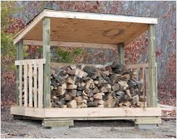 Free Firewood Storage Rack Plans by 115 Best Fire Wood Storage Sheds Etc Images On Pinterest