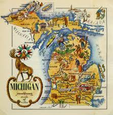 Hillsdale Michigan Map by Why Michigan Is An Amazing State