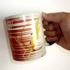 flash flash light magic coffee mug color changing tea cups and