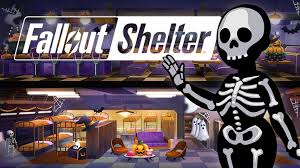 Fallout 3 Halloween Costume Fallout Shelter Halloween Update Adds Ghost Vg247