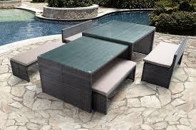 Patio Furniture Wicker Furniture Essentials For Your Restaurant Patio