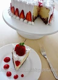 citra u0027s home diary steamed zebra cake from egg white
