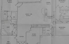 background floorplans sinclair custom homes inc