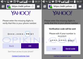 membuat yahoo mail via hp 3 cara mengganti dan reset password yahoo mail yang lupa