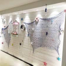 filet de peche decoratif baln u0026eacute aire mur d u0026eacute cor achetez des lots à petit prix