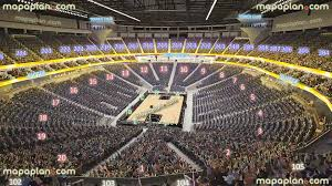 new t mobile arena mgm aeg view from section 103 row m seat