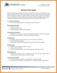 8 examples of business plans emt resume