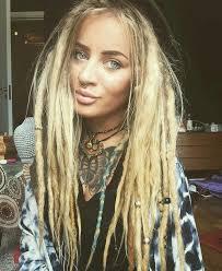 long hair equals hippie the 25 best red dreads ideas on pinterest dreads women blonde