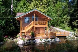 cozy retreat timber frame floor plan by timbercraft