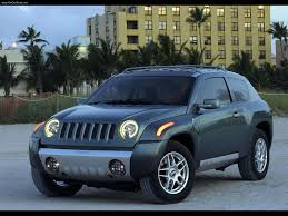 jeep wagoneer concept jeep compass concept 2002 picture 2 of 22