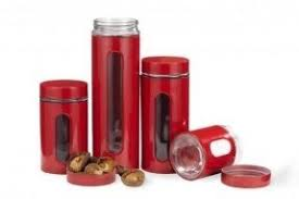 airtight kitchen canisters kitchen canisters set foter