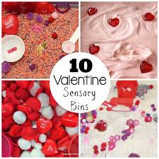school valentines top 10 s day sensory bins still school