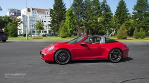 white porsche red interior 2015 porsche 911 targa review autoevolution