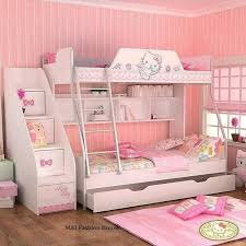 Best Ashleys Room Ideas Images On Pinterest  Beds - Hello kitty bunk beds