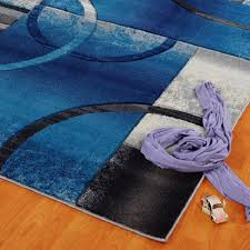 Geometrical Rugs 3 Chic Ideas To Style Your Home With Modern Geometric Area Rugs