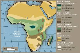 africa map climate zones ch3 afrclim gif