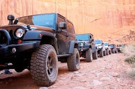 jeep trail sign aev customer appreciation trail ride