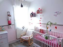 idée chambre bébé fille idee deco chambre bebe fille et gris