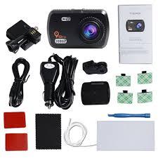 toguard in car dash cam with gps wifi full hd 1080p amazon co uk
