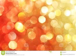 Sparkle Christmas Lights by Red Gold Orange Sparkle Background Stock Illustration Image