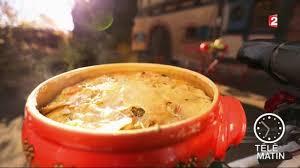 2 telematin recette cuisine replay télématin télématin marchés le baeckeoffe un goût d