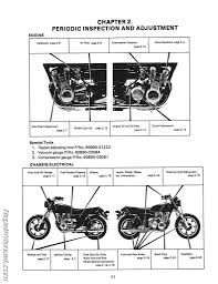 1978 1981 yamaha xs1100 four cylinder motorcycle service manual