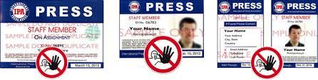 presscards euipa press cards