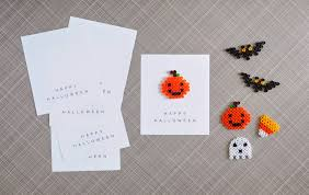 printable halloween paper halloween party favors perler beads printable cards a pretty