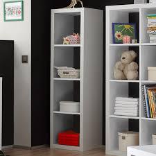 Joki Wohnzimmer Bar Raumteiler Style Bücherregal Büro Regal Regalsystem In Weiß Mit