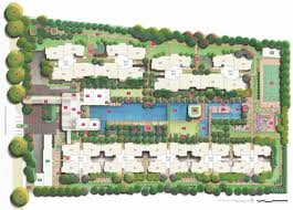 Water View House Plans by Layout In Hundred Palms Residences Floor Plan Shows All Apartments